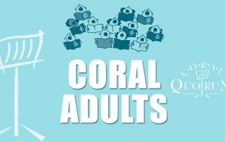 Coral per adults - Quorum