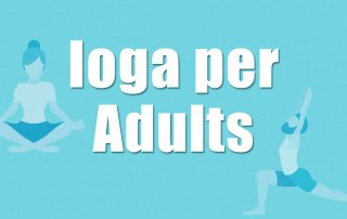 Ioga per adults